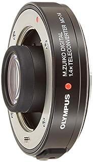 Olympus M.Zuiko Digital 1.4X Teleconverter MC‑14 for M.Zuiko Digital ED 40‑150 mm PRO F2.8 Lens & M.Zuiko Digital ED 300 mm F4 PRO Lens, Black (B00NED5O1A) | Amazon price tracker / tracking, Amazon price history charts, Amazon price watches, Amazon price drop alerts