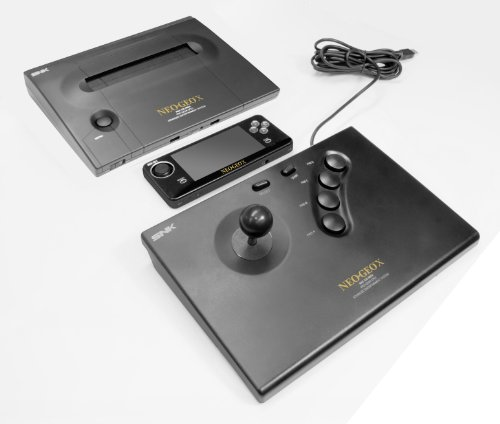 Console Neo Geo X Gold Edition Asian