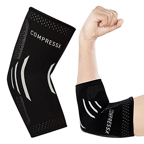 Compress Pro Coudiere Tendinite Taille M (1...