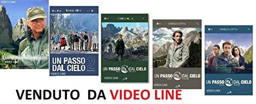 Dvd Un Passo Dal Cielo - Stagione 01-02-03-04-05 (21 Dvd) Edizione Italiana