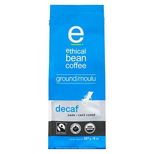 エシカルビーンコーヒー デカフェ 227g ノンカフェイン 粉