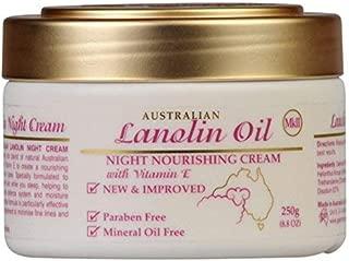 Australian Creams MkII 250g (Lanolin Night)