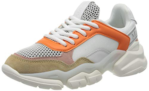 Marc O'Polo Damen 00115503501610 Sneaker, Orange (Orange Combi 279), 41 EU