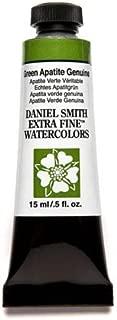 Daniel Smith Watercolour 15ml Tube (S3) - Green Apatite Genuine (0197) by Daniel Smith