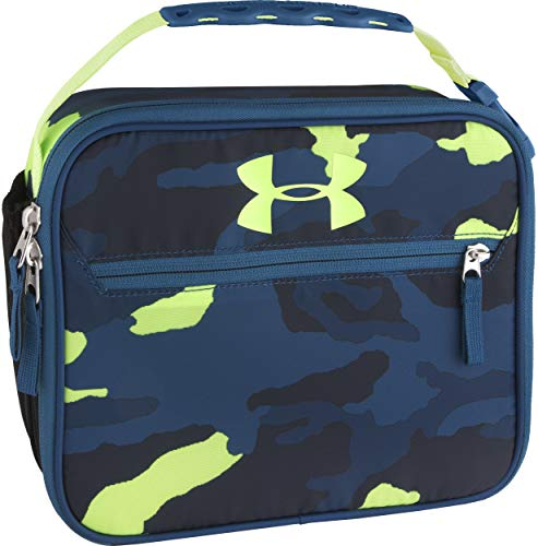 Under Armour Scrimmage Lunch Box, Bandit Lime