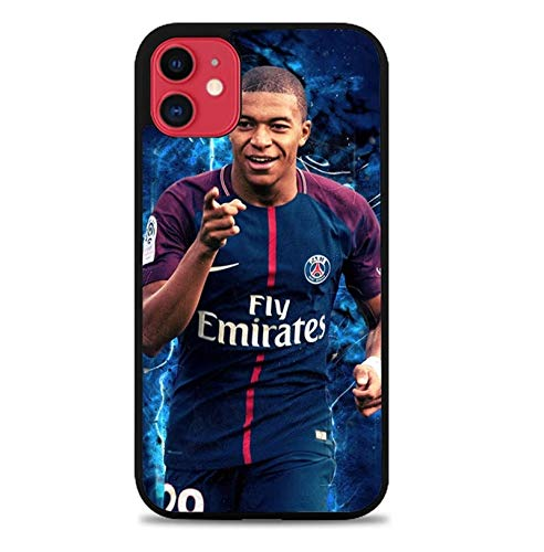PEWORWEY Case/Handyhülle/Hülle/Coque/Custodia/Carcasa/Cover/Shell,Mbappe DIY Phone Case for Samsung Galaxy S6, Kylian-Mbappé,[M994-3033]