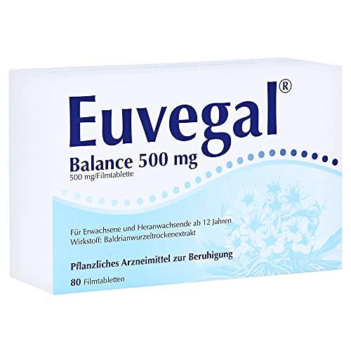 EUVEGAL Balance 500 mg Filmtabletten 80 St