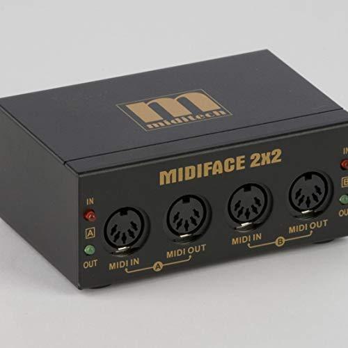 Miditech MIDIFACE 2×2 USB MIDI-interface