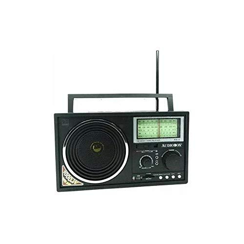 radio portatil am fm con entrada usb fabricante AUDIOBOX