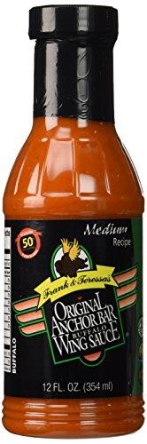 Anchor Bar Sauce Wing Original, 12 oz