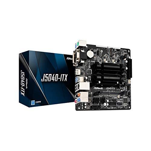 ASROCK J5040-ITX J5040 Gemini Lake Refresh DDR4 M-ITX