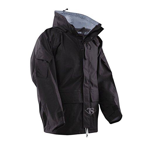 Tru-Spec Herren Outerwear Series H2o Proof Gen2 ECWCS Parka Jacke, schwarz, Large Long