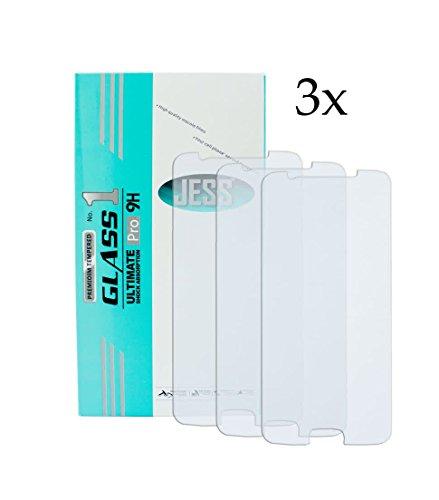 Cellking 3X - Protector de Pantalla para LG G5 (Cristal Templado, Protector...