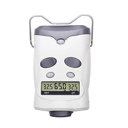 Vogvigo 45-82mm Digitales Pupillometer Optisches PD-Messgerät LCD-Display Pupillenmessgerät CE-geprüft