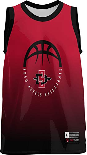 ProSphere San Diego State University Basketball Men's Basketball Jersey (Ombre) F13EA5F9