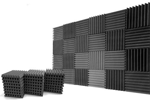 24 Pieces Genuine Pro-coustix Ultraflex Wedge High Quality Acoustic foam tiles panels