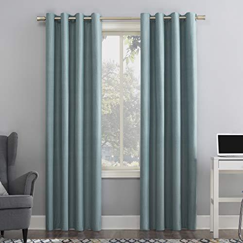 cortina opaca termica aislante fabricante Sun Zero