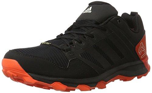 adidas Kanadia 7 TR GTX, Zapatillas de Running para Asfalto para Hombre, Negro (Core Black/Energy), 38 2/3 EU