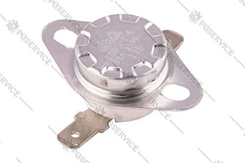 Moulinex Tefal KSD301-G - Termostato para panini ultracompacto SM15 SM1550 (170 °C)