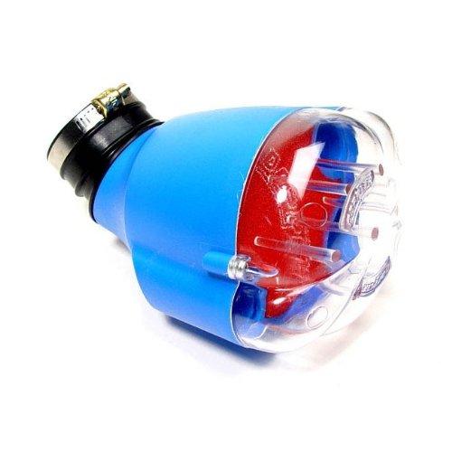 Luftfilter Doppler Venturi-Air-System NewStyle, blau - Filter rot