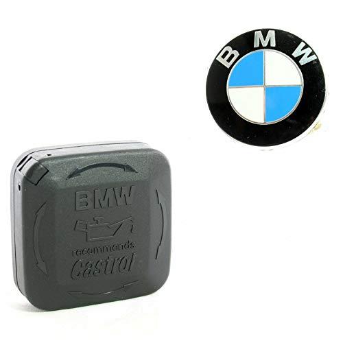 Original BMW Verschlussdeckel Öleinfüllstutzen (11127500568)