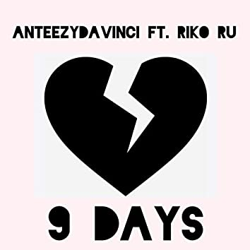 9 Days (feat. Riko Ru)