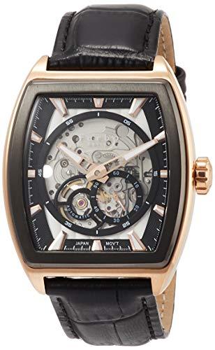 [フルボデザイン] 腕時計 F2502PBKBK メンズ ブラック