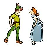 Disney Peter Pan & Wendy (juego de 2 pines)