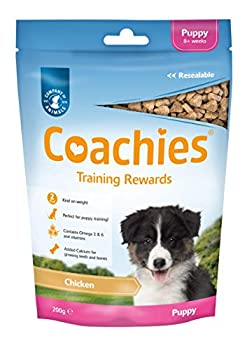 Company of Animals Coachies Friandises pour Chiot Sachet de 200 g