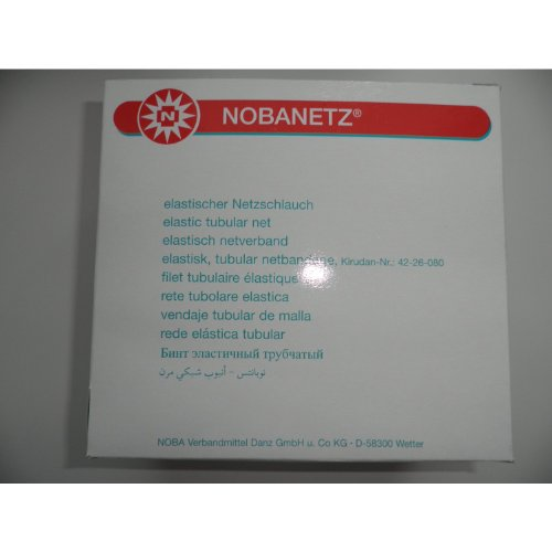 Nobanetz Netzschlauchverband Gr. 0,5 - Zehe -