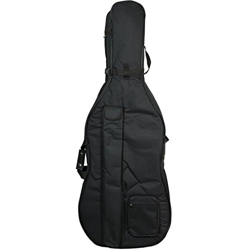 Portland Cello Bag Black 4/4 (Full) Size