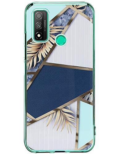 kinnter Kompatibel Mit Huawei P smart 2020 Hülle Silikon Handyhülle TPU Soft Bumper Stoßfest Anti-Scratch Schutzhülle Ultra Dünn Case Für Huawei P smart 2020 Tasche Cover Männer Frau Mädchen