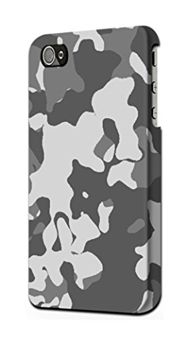 R2186 Gray Camo Camouflage Graphic Printed Case Cover For IPHONE 5C