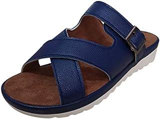 Sunyastor Women's Sandals 2019 New Women Comfy Platform Sandal Shoes Summer Beach Travel Shoes Fashion Sandal Ladies Shoes