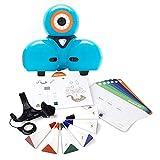Wonder Workshop DASK01 Dash Roboter und Sketch Kit-programmieren Lernen für Kinder-Spielzeug, Bleu