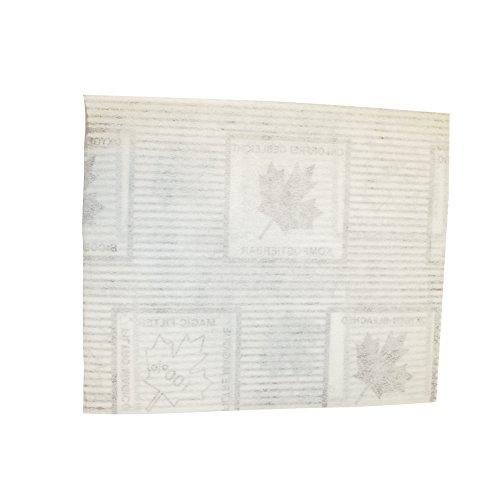 Scanpart L001 Dunstabzugshaubenzubehör/Dunstfilter mit Sättigungsanzeige/beige