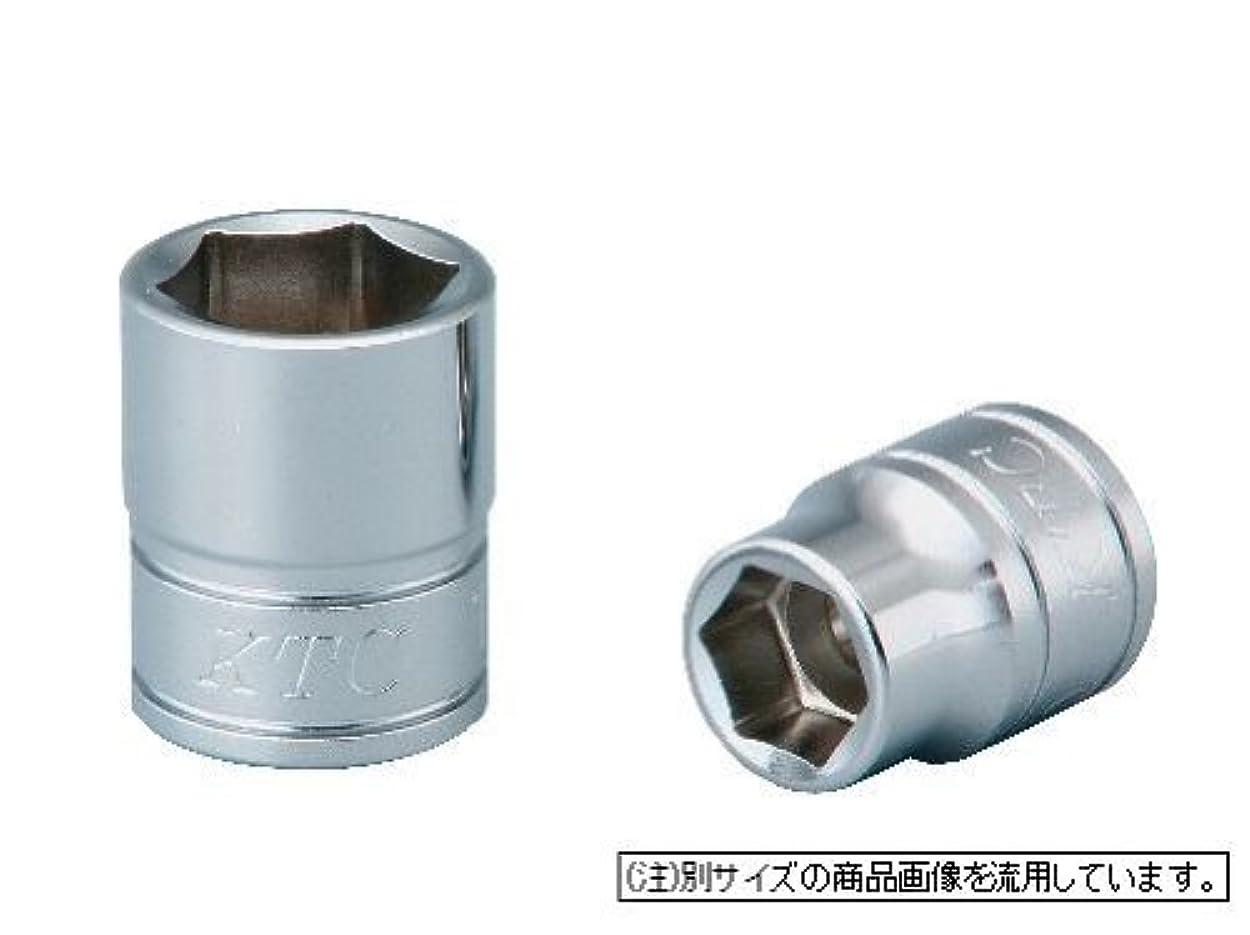 満了汚染する符号京都機械工具(KTC) ソケット 6角 B3-07-H 差込角:9.5mm