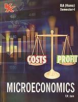 Microeconomics B.A. (Hons.) Semester-I MD University (2020-21) Examination