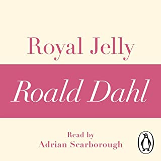 Royal Jelly (A Roald Dahl Short Story) cover art