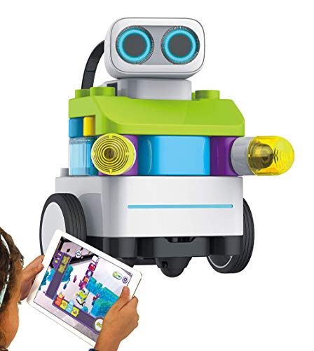 PAI TECHNOLOGY Botzees Easy-to-Build 6-in-1 Coding Robots for Kids with Puzzles, Augmented Reality...