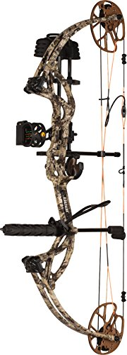 Bear Archery Cruzer G2 RTH Compound Bow - Kryptek Highlander...