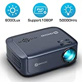 Best Business Projector Hds - OKCOO Video Projector,4000L Portable Business Home Entertainment Projector Review
