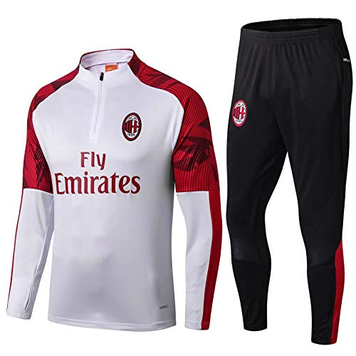 Ac Milan Sportswear Fußball Langarm Trainingskleidung 19~20