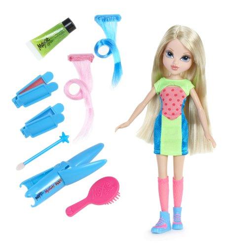 Moxie Girlz – Magic Hair – Color Studio – Avery – Poupée 26cm et Accessoires (Import Royaume-Uni)