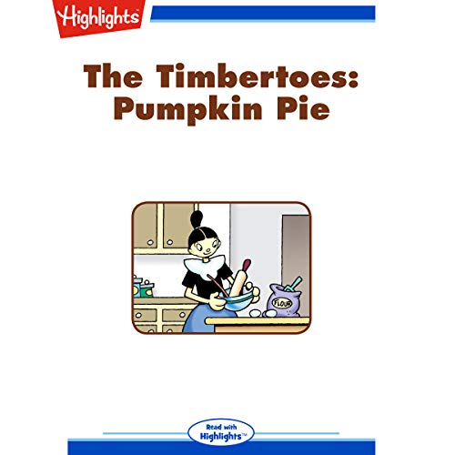 The Timbertoes: Pumpkin Pie copertina