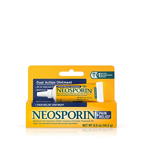 pommade anti douleur efficace neosporin 2021