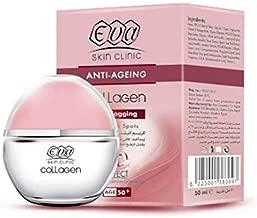 Eva Anti-Ageing Collagen Anti-Sagging Day & Night Skin Cream 3D Effect 50 ml Fragrance Free