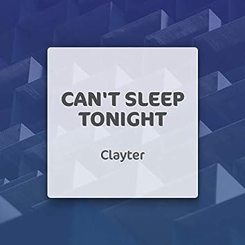 Can't Sleep Tonight