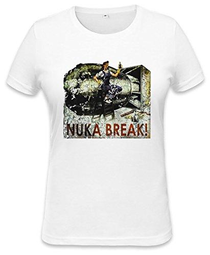 Nuka Break Womens T-shirt Small