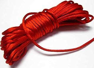 Divesh Store 10 Meter Red Thread - Kalwa - Raksha Sutra - Nazar Dhaga - Evil Eye Protection Thread - Religious Red Thread ...